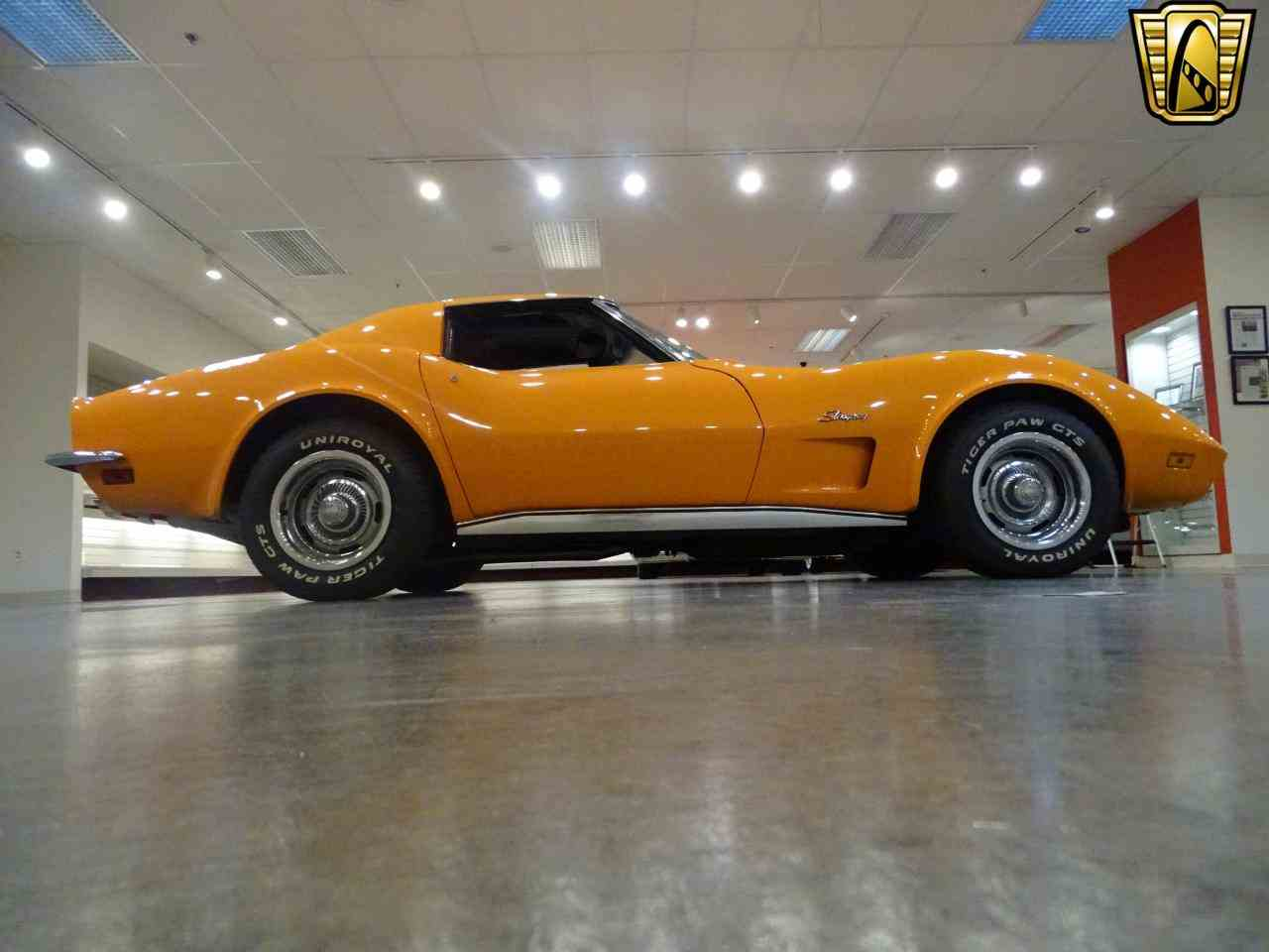 Large Picture of '73 Corvette located in O'Fallon Illinois - $20,995.00 Offered by Gateway Classic Cars - St. Louis - KJUW