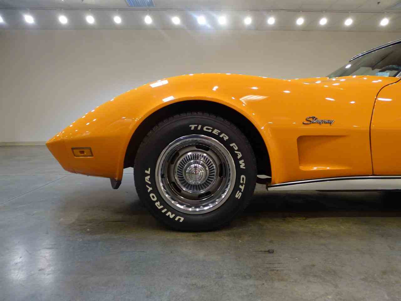 Large Picture of Classic 1973 Corvette Offered by Gateway Classic Cars - St. Louis - KJUW