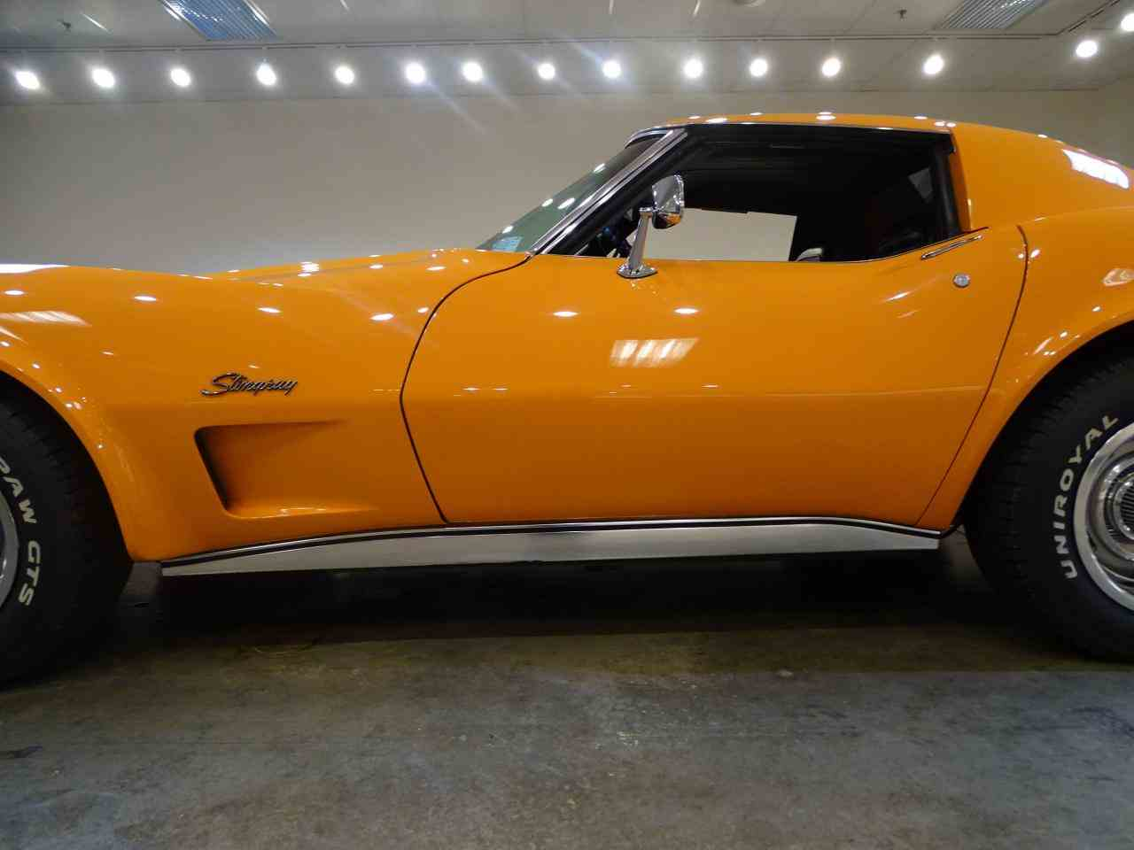 Large Picture of 1973 Chevrolet Corvette located in Illinois Offered by Gateway Classic Cars - St. Louis - KJUW