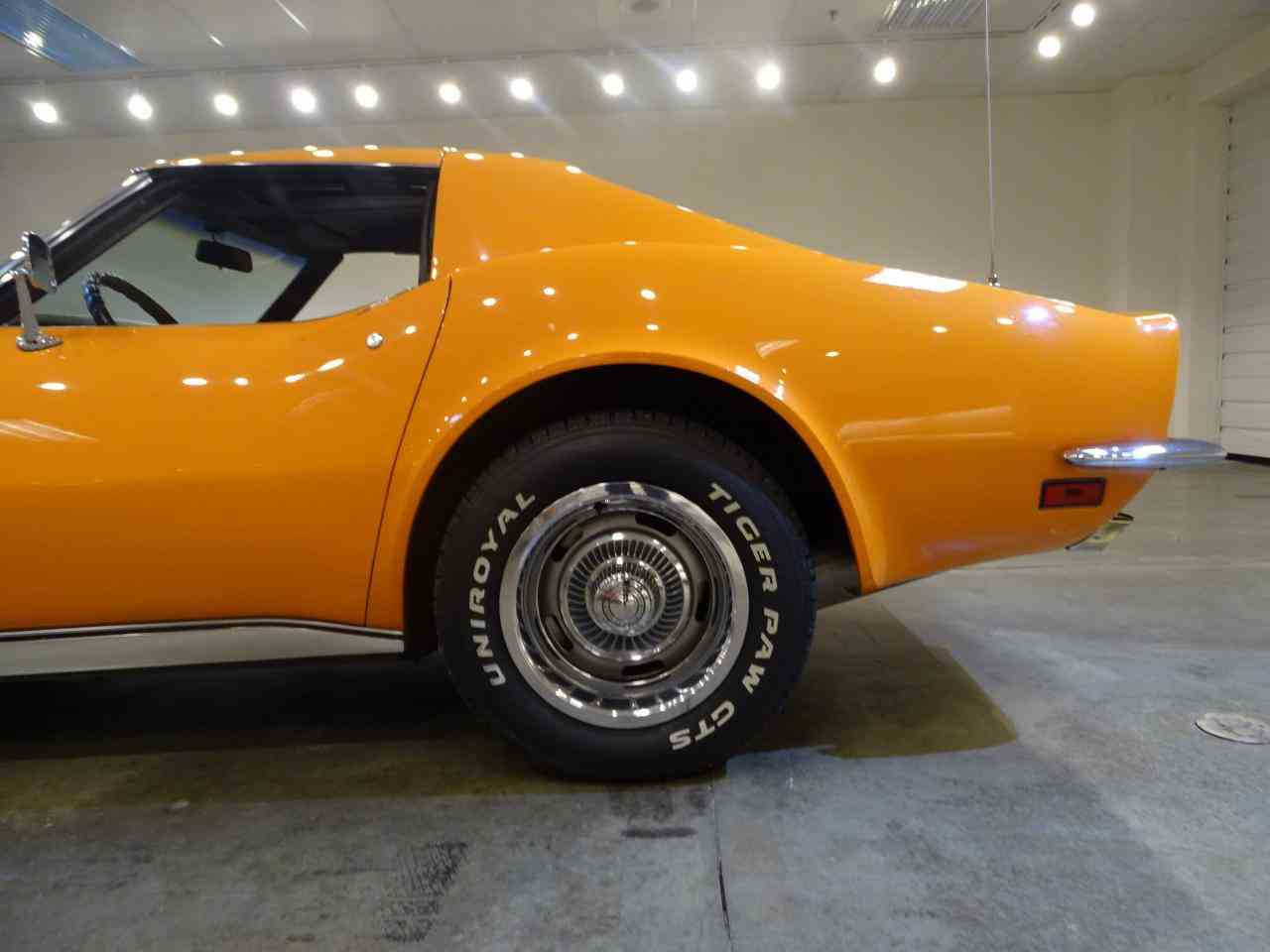 Large Picture of '73 Chevrolet Corvette Offered by Gateway Classic Cars - St. Louis - KJUW