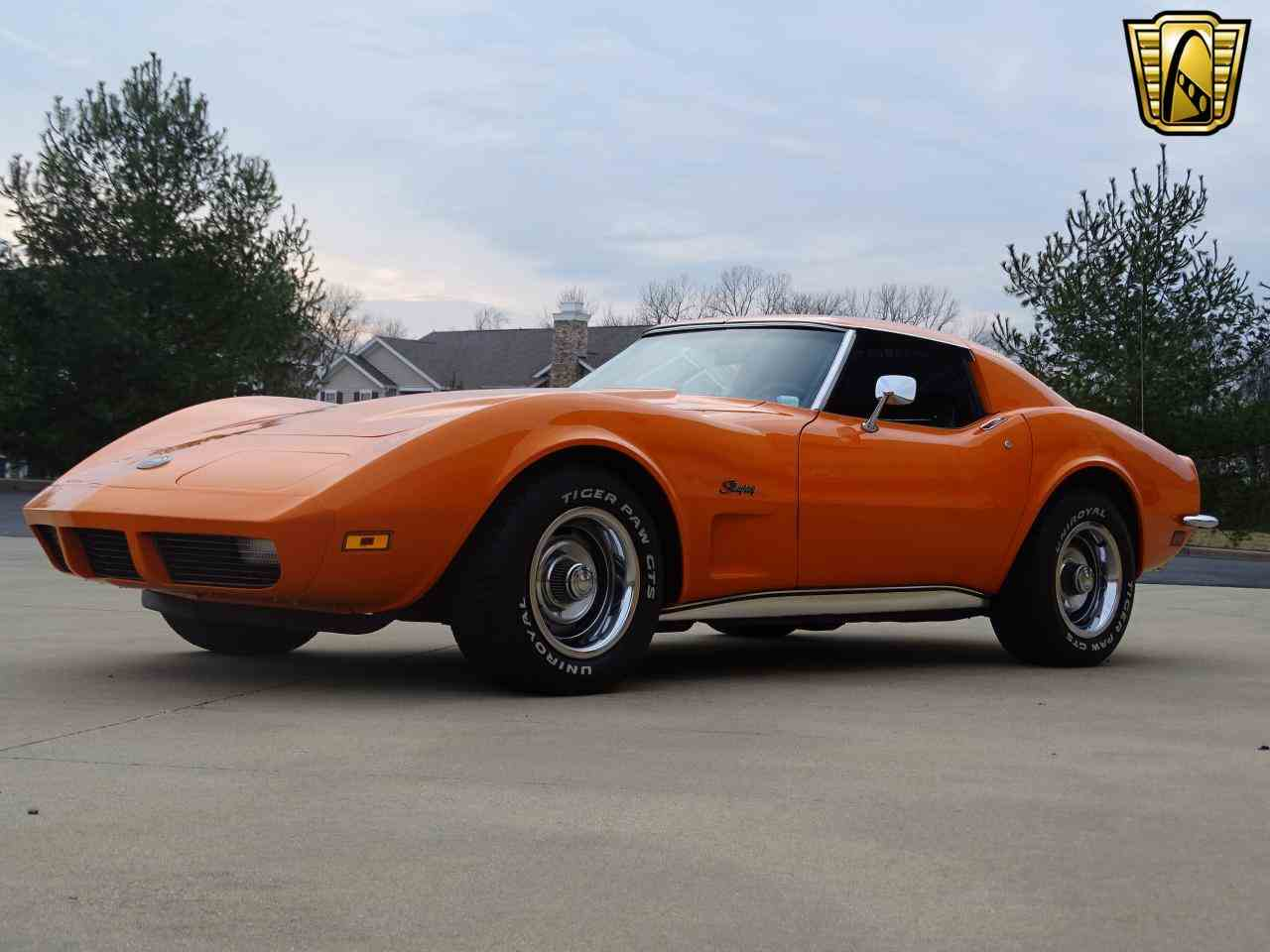 Large Picture of Classic 1973 Chevrolet Corvette Offered by Gateway Classic Cars - St. Louis - KJUW