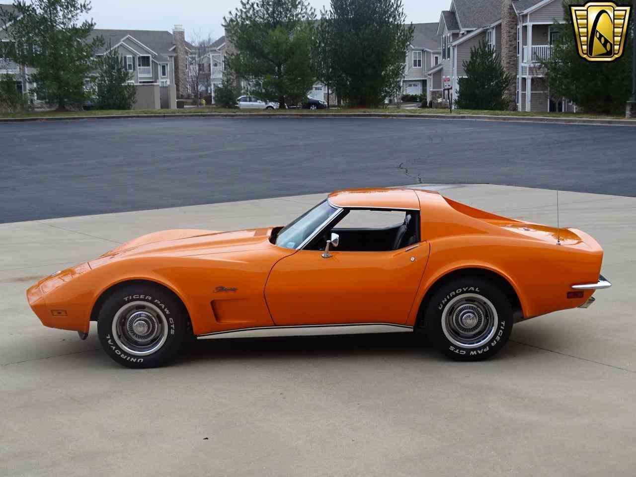 Large Picture of '73 Corvette - KJUW