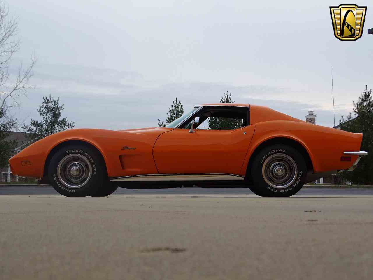 Large Picture of Classic 1973 Corvette - KJUW