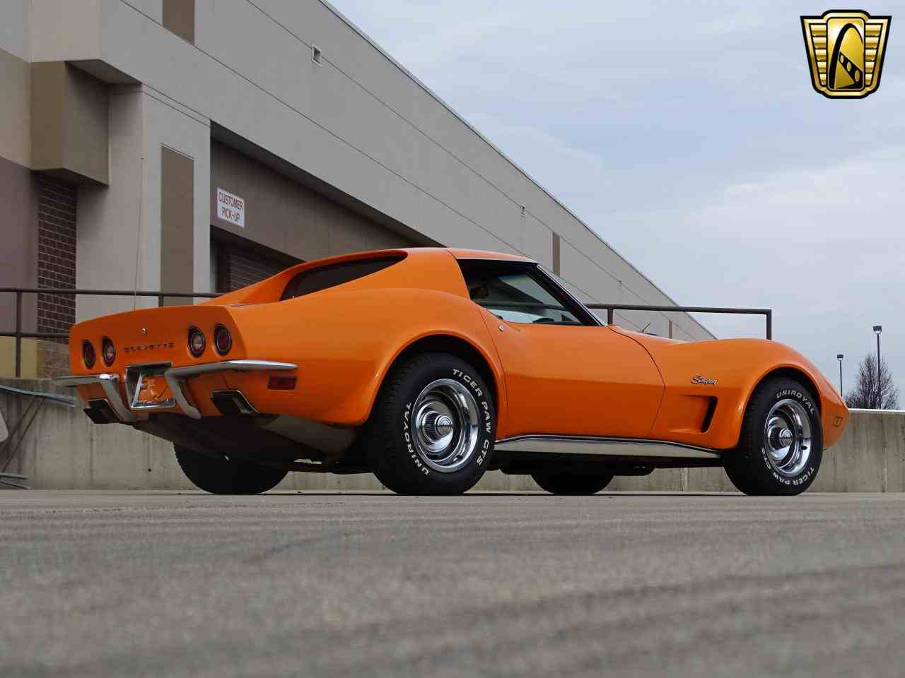 Large Picture of 1973 Chevrolet Corvette Offered by Gateway Classic Cars - St. Louis - KJUW