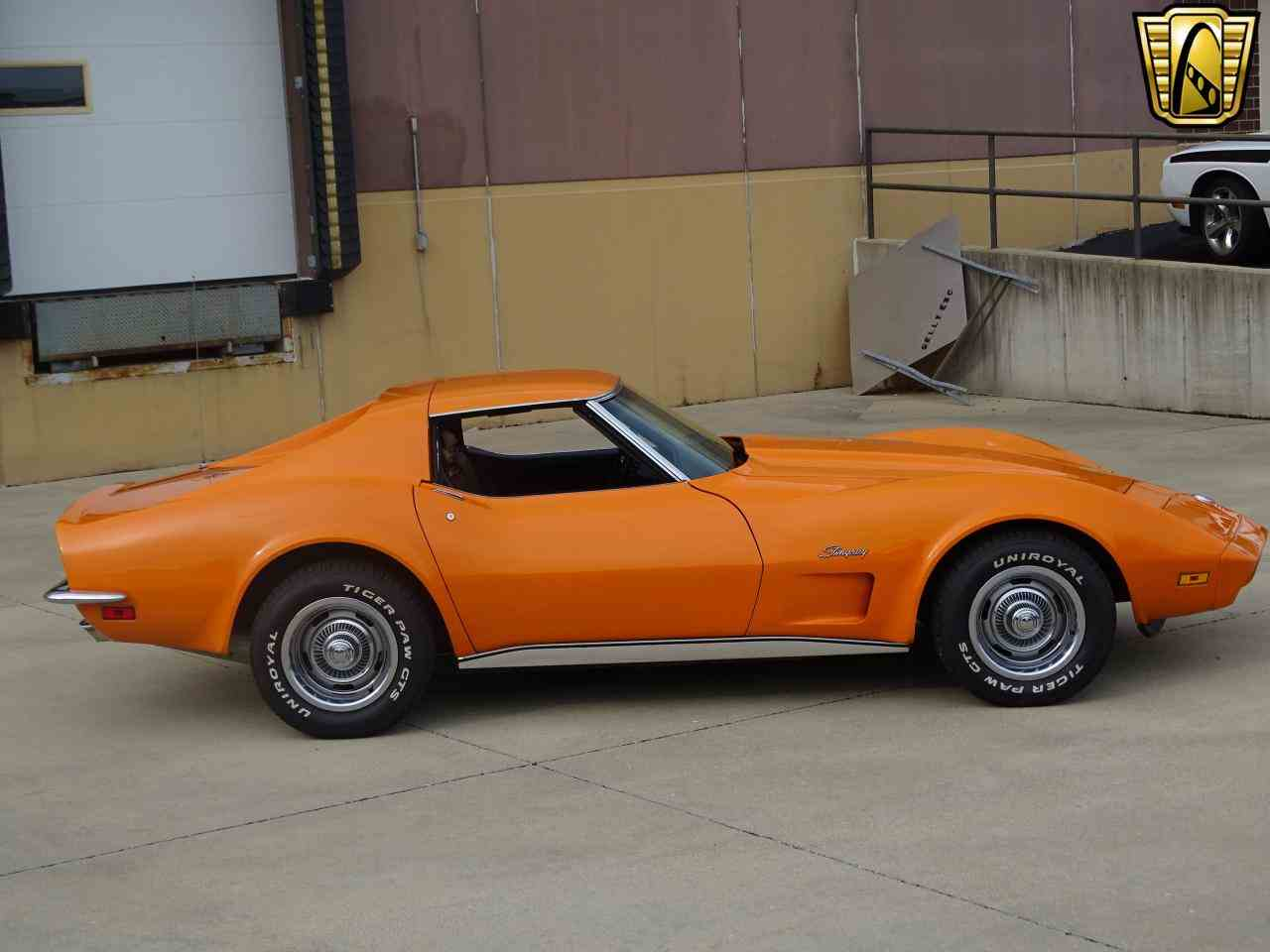 Large Picture of 1973 Chevrolet Corvette located in Illinois - $20,995.00 - KJUW