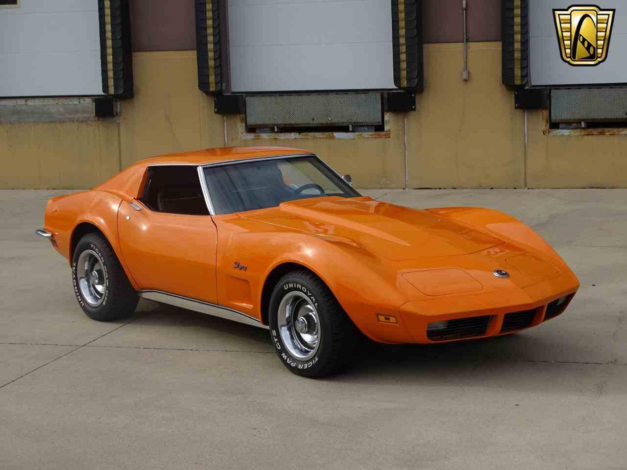 Large Picture of Classic 1973 Corvette located in Illinois - $20,995.00 - KJUW