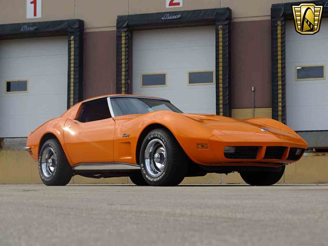 Large Picture of 1973 Corvette located in Illinois - KJUW