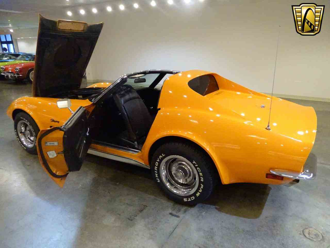 Large Picture of 1973 Chevrolet Corvette located in Illinois - KJUW