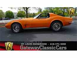 Picture of '73 Chevrolet Corvette located in O'Fallon Illinois - $20,995.00 Offered by Gateway Classic Cars - St. Louis - KJUW