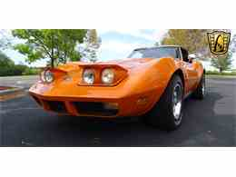 Picture of Classic 1973 Chevrolet Corvette Offered by Gateway Classic Cars - St. Louis - KJUW