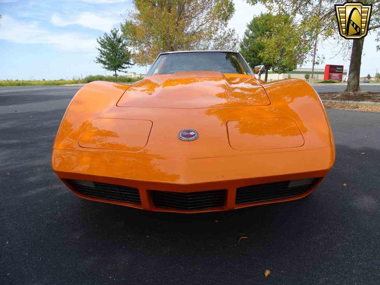 Large Picture of Classic 1973 Chevrolet Corvette located in O'Fallon Illinois - $20,995.00 - KJUW