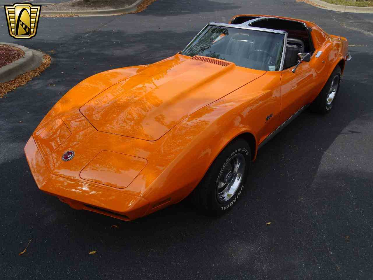 Large Picture of Classic '73 Corvette located in Illinois - $20,995.00 Offered by Gateway Classic Cars - St. Louis - KJUW