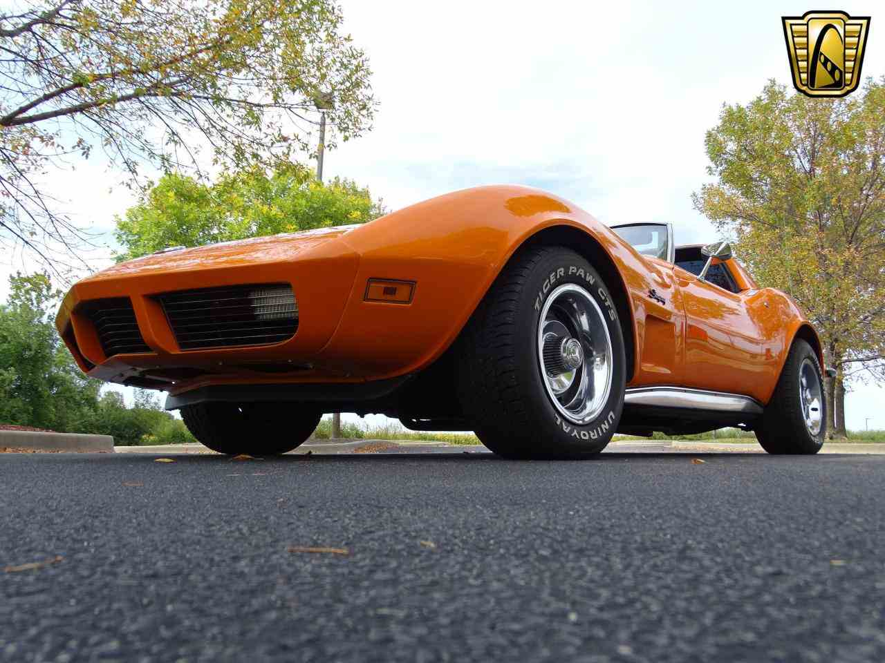 Large Picture of Classic 1973 Corvette located in Illinois - $20,995.00 Offered by Gateway Classic Cars - St. Louis - KJUW