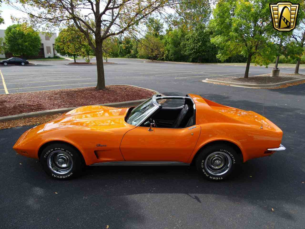 Large Picture of 1973 Chevrolet Corvette located in Illinois - $20,995.00 Offered by Gateway Classic Cars - St. Louis - KJUW
