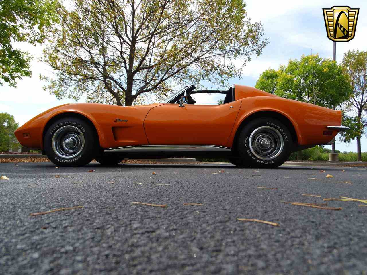 Large Picture of '73 Chevrolet Corvette located in O'Fallon Illinois - $20,995.00 Offered by Gateway Classic Cars - St. Louis - KJUW