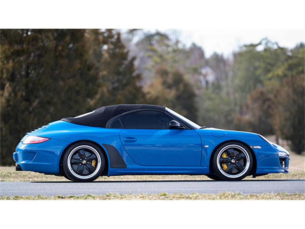 2011 Porsche Speedster For Sale Classiccars Com Cc 958866