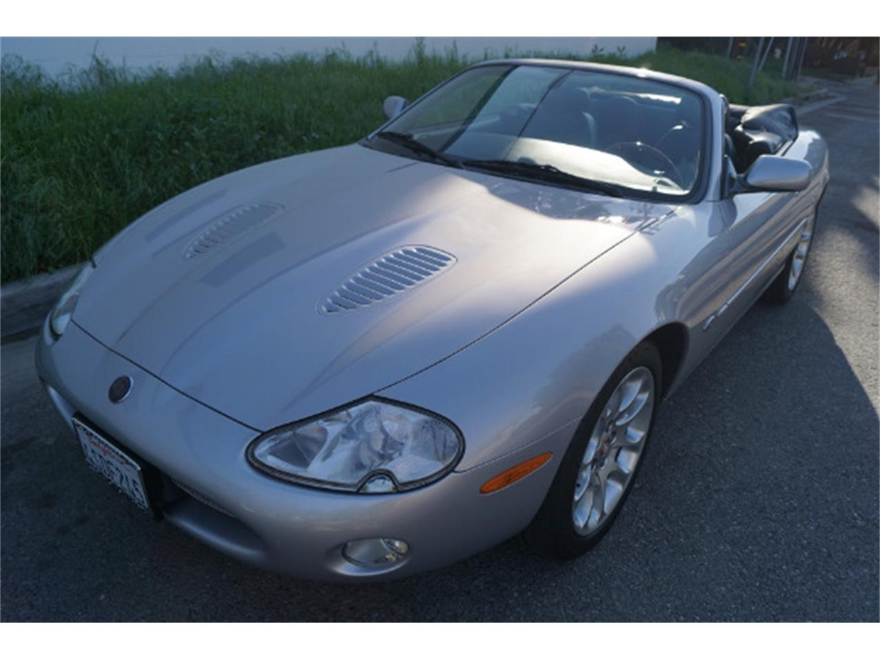Large Picture of '01 XKR - KJWV