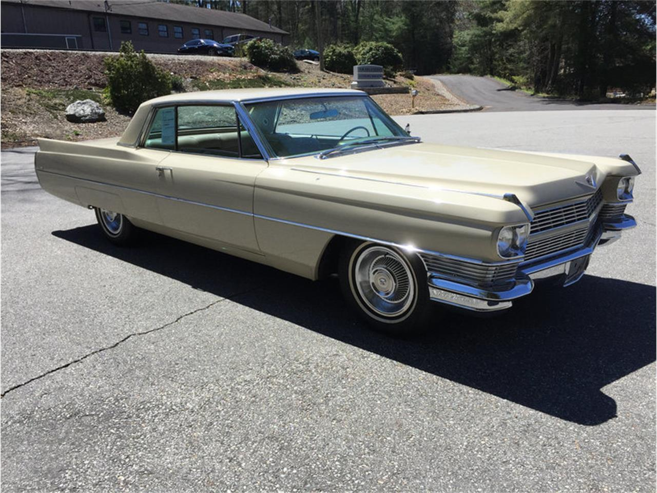 1964 Cadillac Coupe DeVille Restomod for Sale | ClassicCars