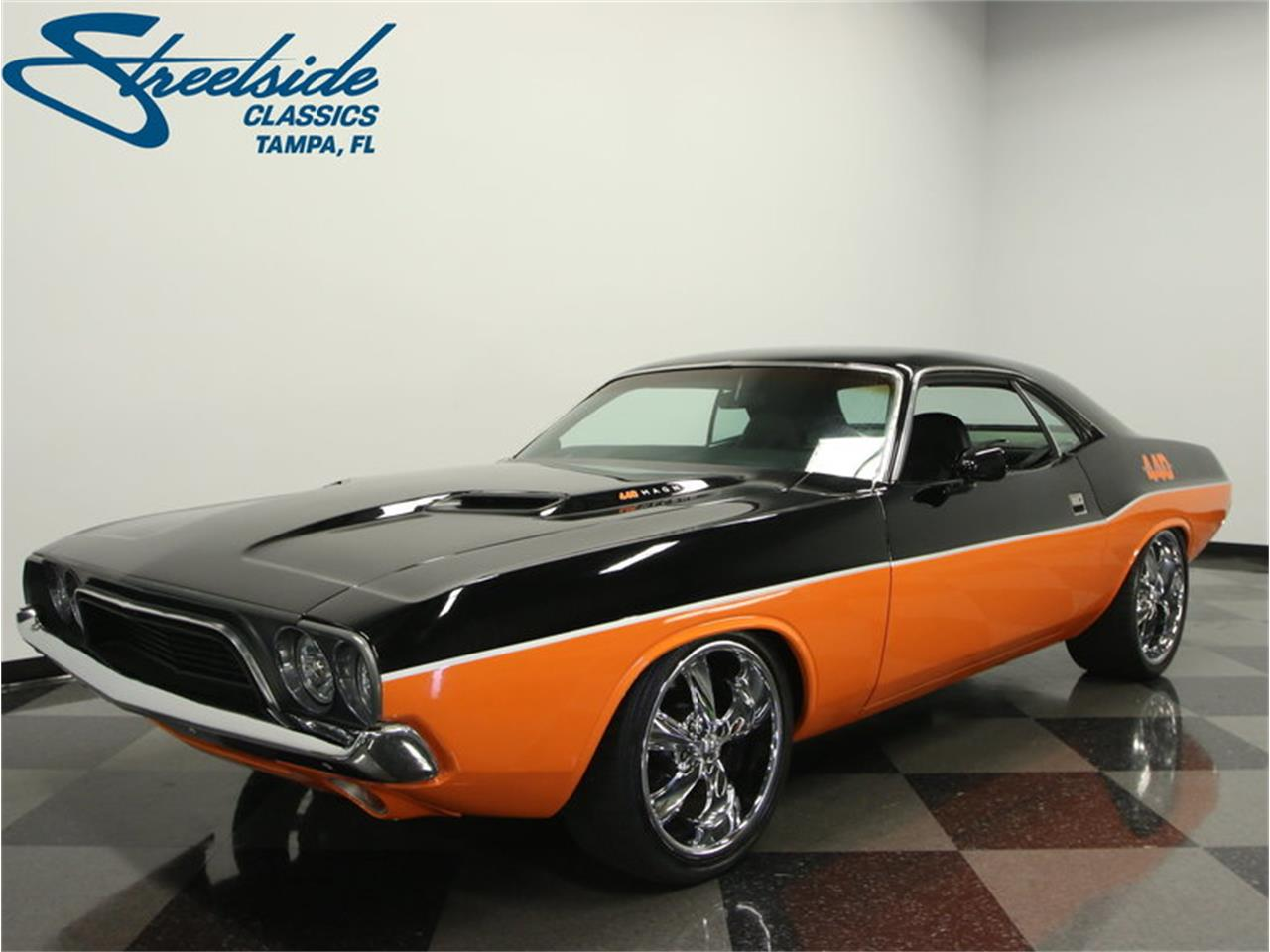 Large Picture of '72 Dodge Challenger - KK0B