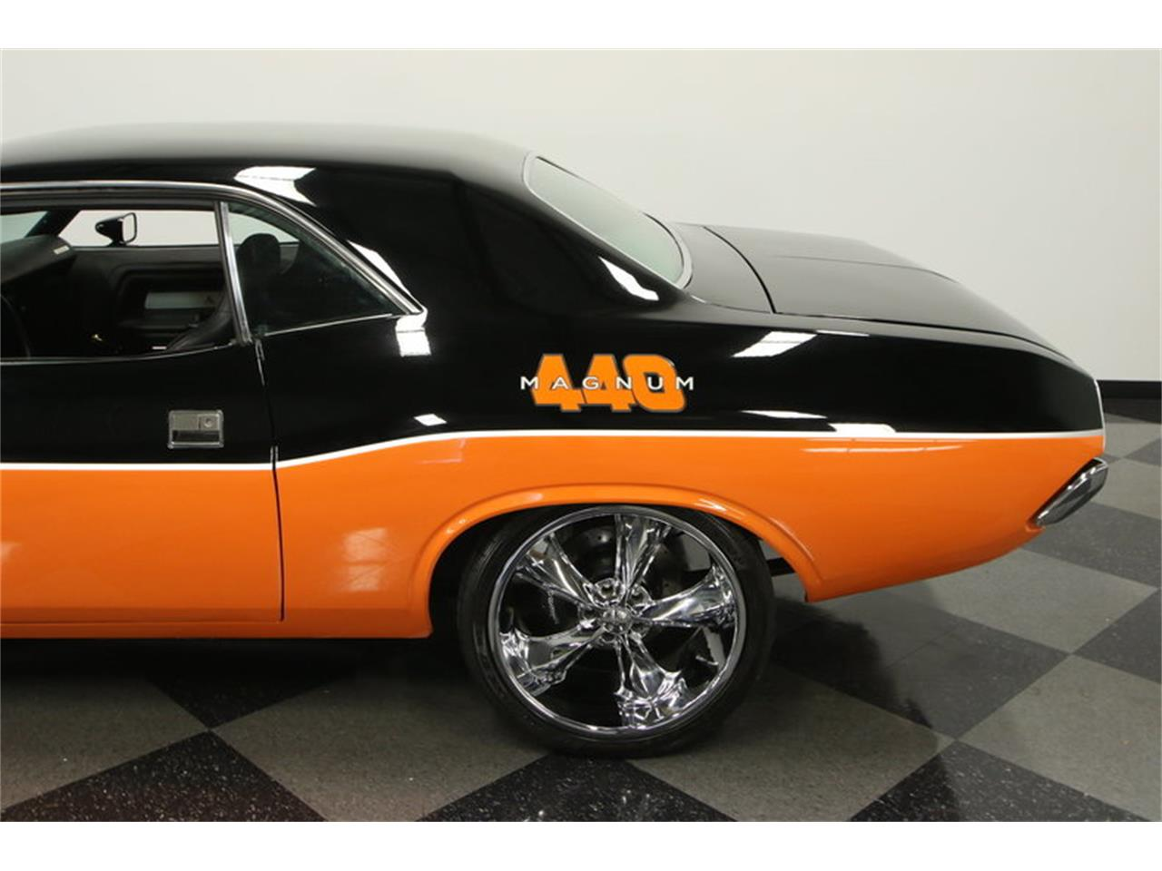 Large Picture of 1972 Dodge Challenger located in Lutz Florida - $59,995.00 Offered by Streetside Classics - Tampa - KK0B
