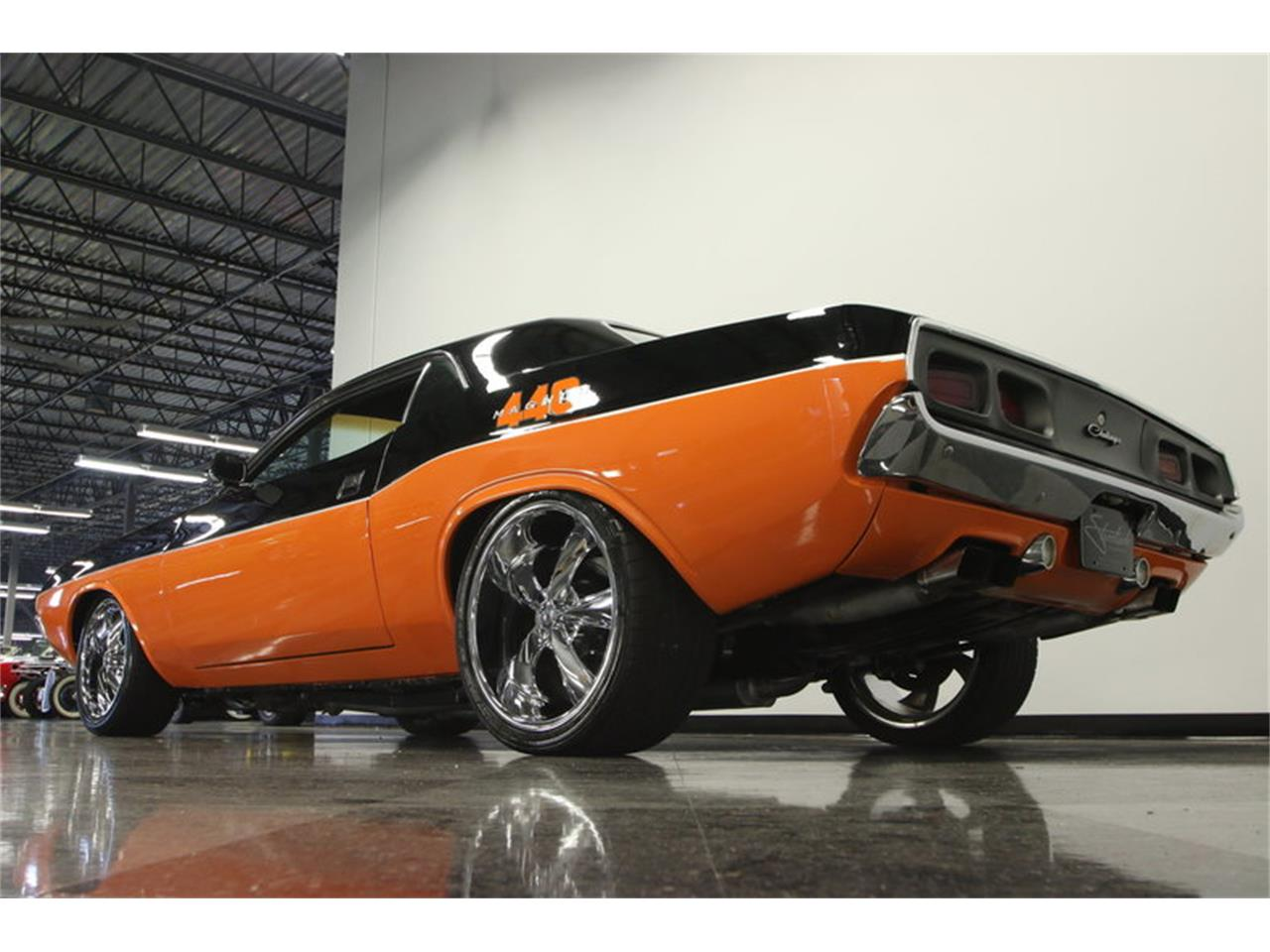 Large Picture of Classic '72 Dodge Challenger located in Florida - $59,995.00 Offered by Streetside Classics - Tampa - KK0B