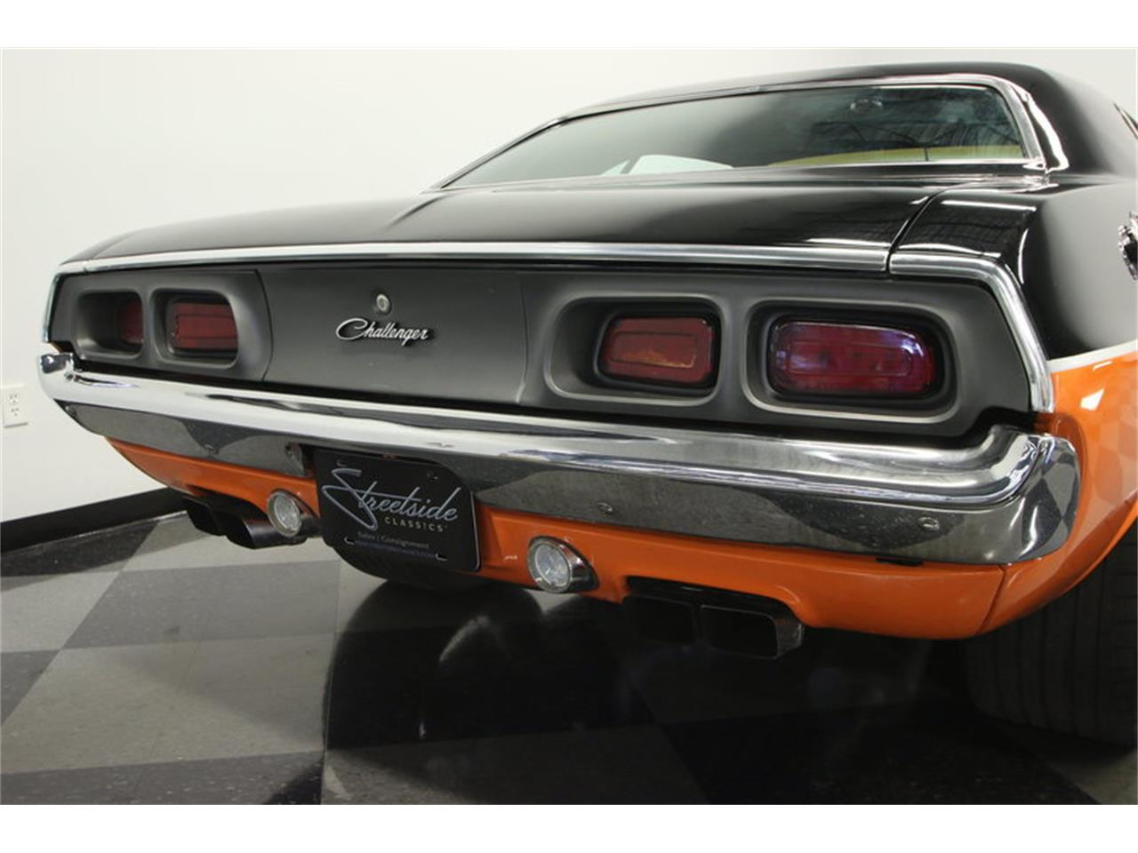 Large Picture of '72 Dodge Challenger located in Lutz Florida Offered by Streetside Classics - Tampa - KK0B
