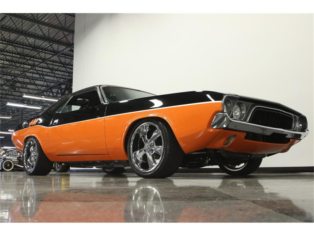 Large Picture of 1972 Dodge Challenger located in Florida - $59,995.00 Offered by Streetside Classics - Tampa - KK0B