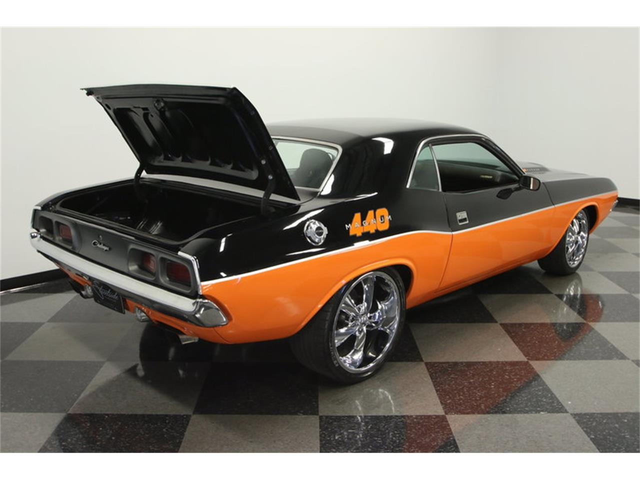 Large Picture of '72 Challenger located in Florida Offered by Streetside Classics - Tampa - KK0B