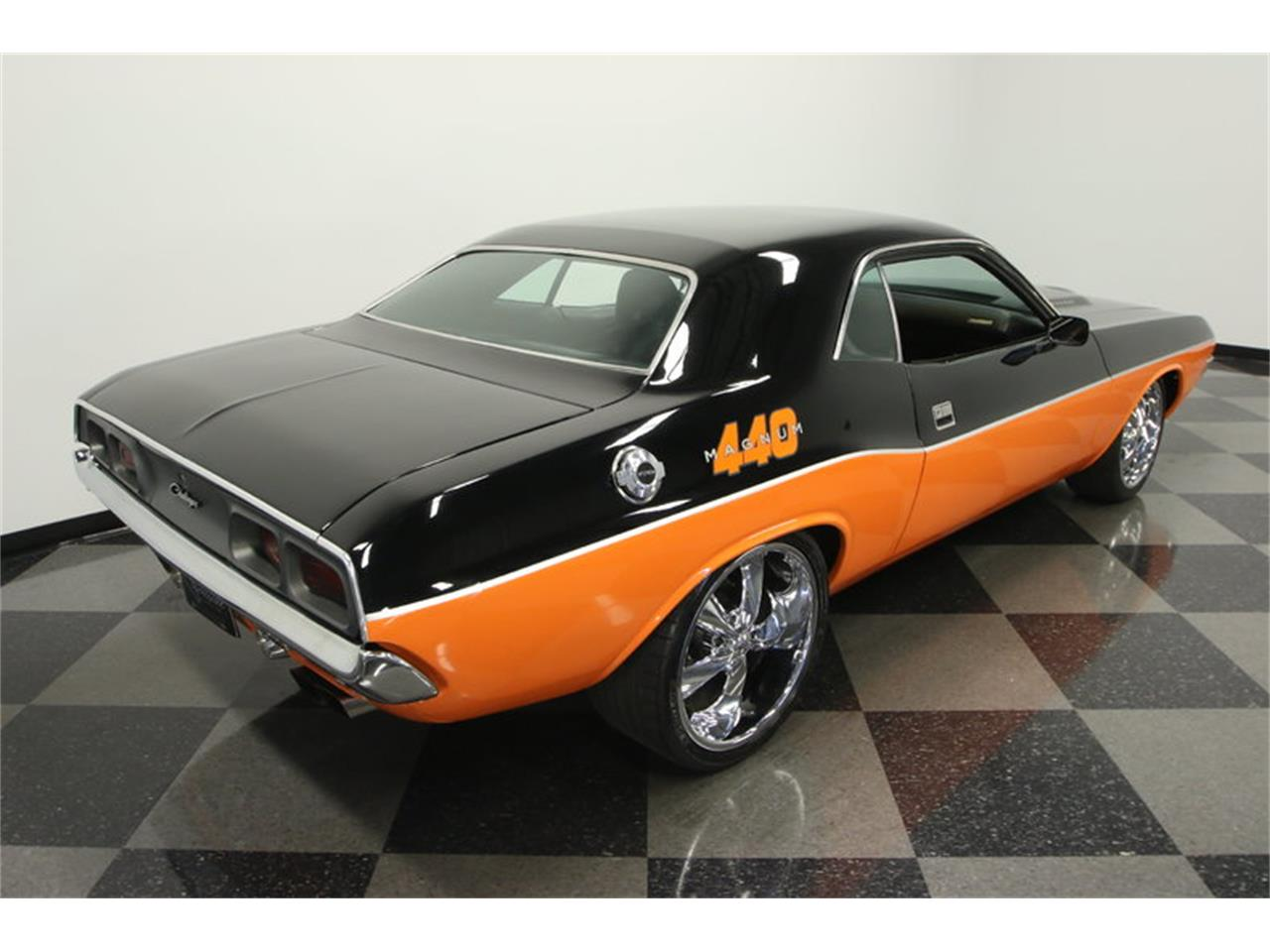 Large Picture of Classic 1972 Dodge Challenger located in Lutz Florida Offered by Streetside Classics - Tampa - KK0B