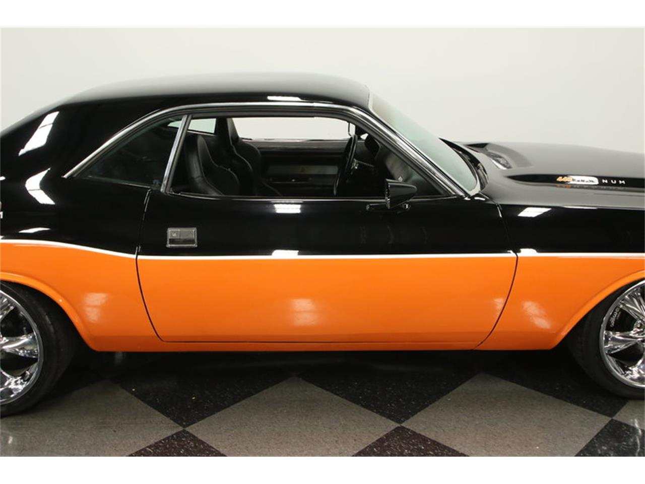 Large Picture of Classic '72 Dodge Challenger located in Lutz Florida Offered by Streetside Classics - Tampa - KK0B