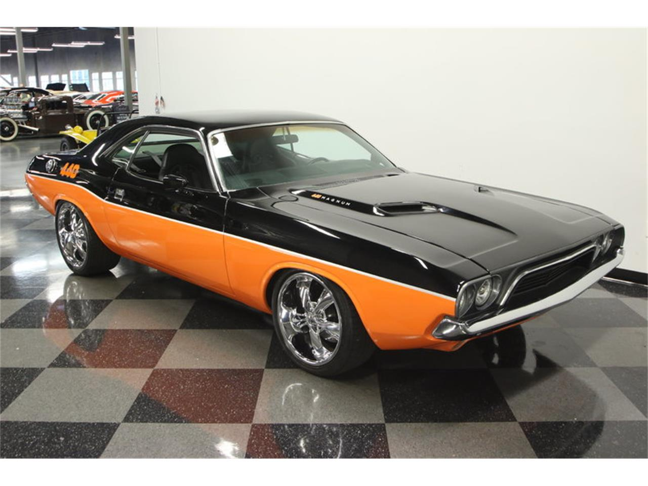 Large Picture of Classic '72 Dodge Challenger Offered by Streetside Classics - Tampa - KK0B