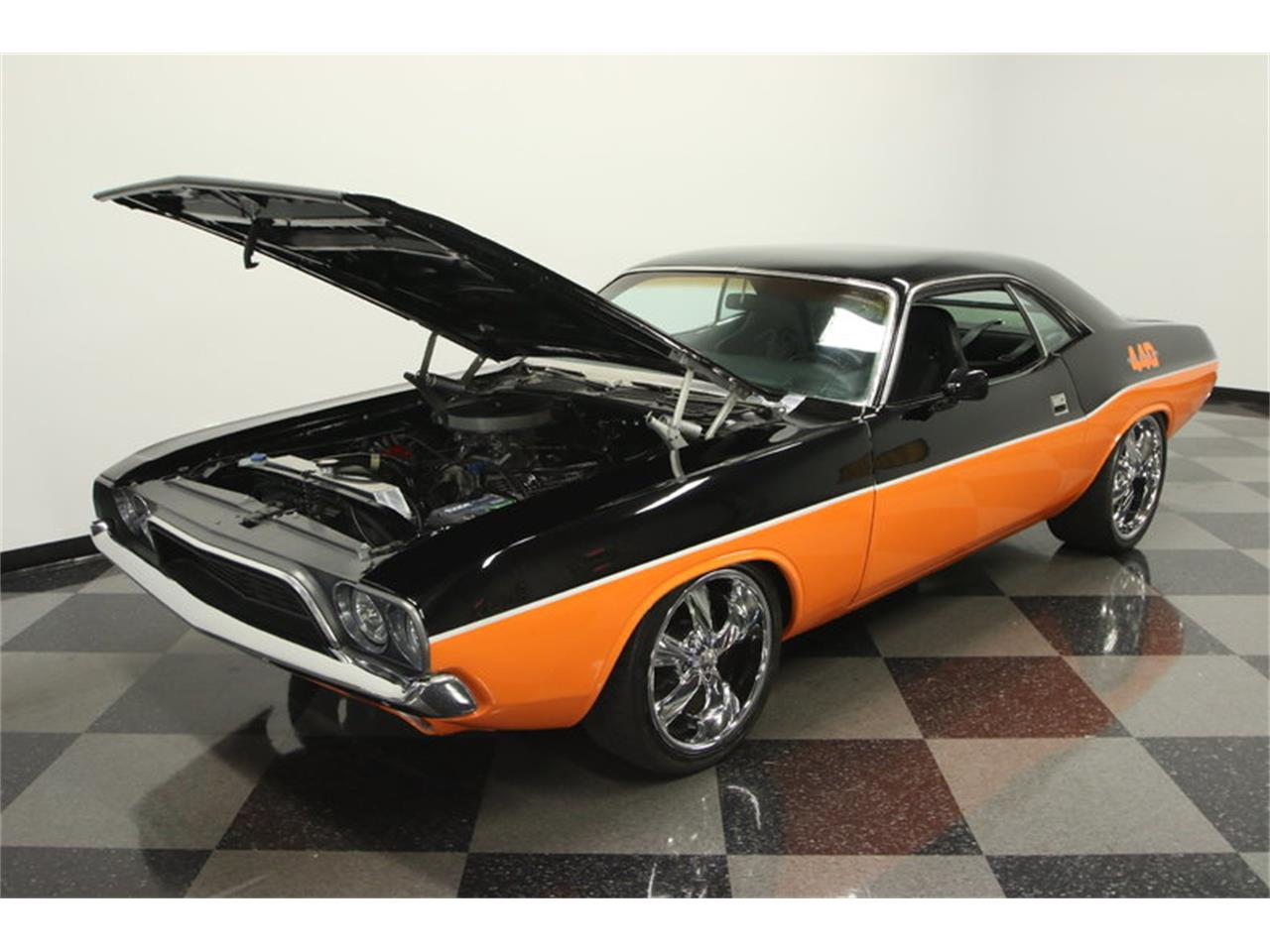Large Picture of Classic 1972 Dodge Challenger located in Florida - $59,995.00 - KK0B