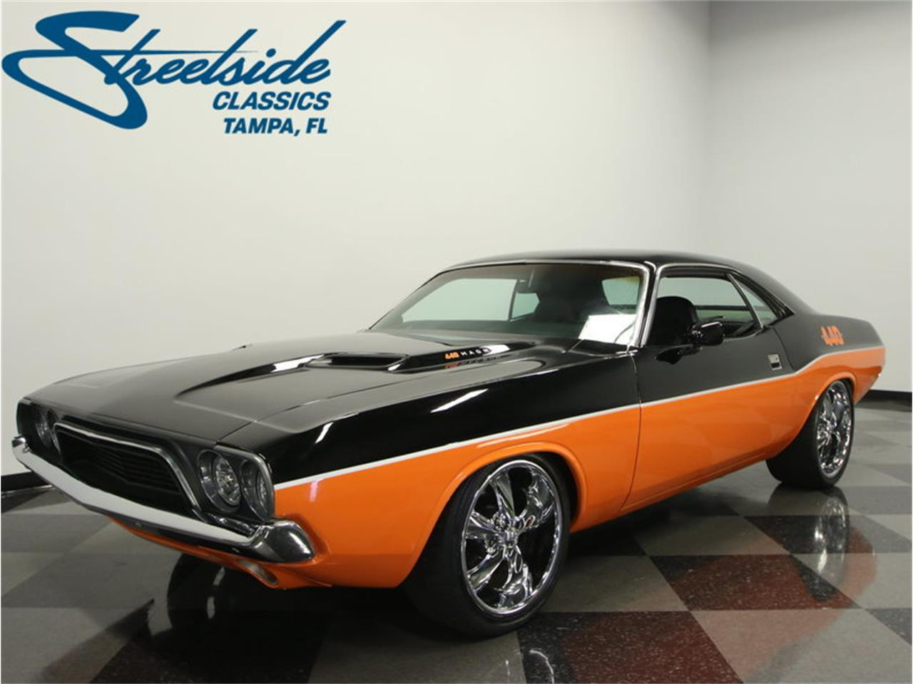 Large Picture of Classic 1972 Challenger Offered by Streetside Classics - Tampa - KK0B