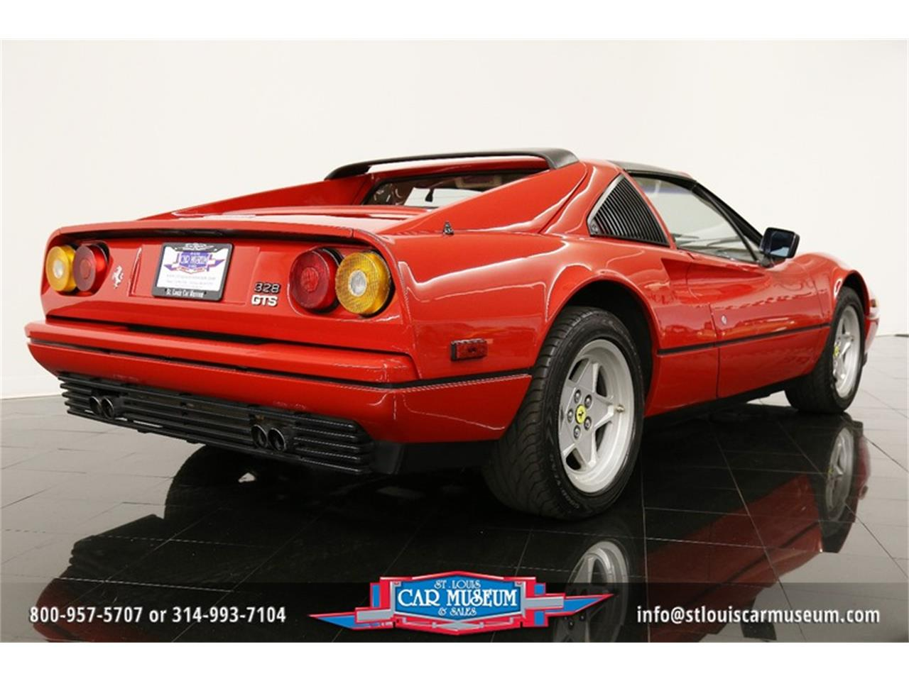 Large Picture of '87 328 GTS - KK25