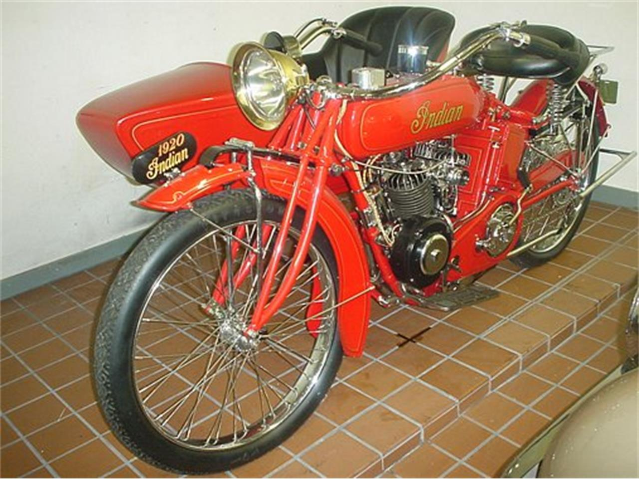 For Sale: 1920 Indian Motorcycle in Providence, Rhode Island