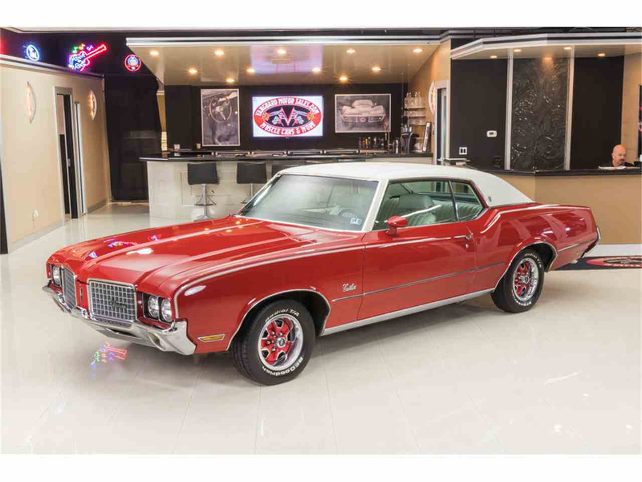 Large Picture of '72 Cutlass - KK4S