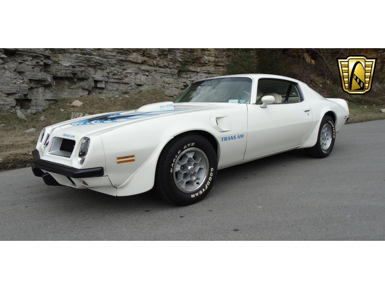Large Picture of '74 Firebird Trans Am - KK5S