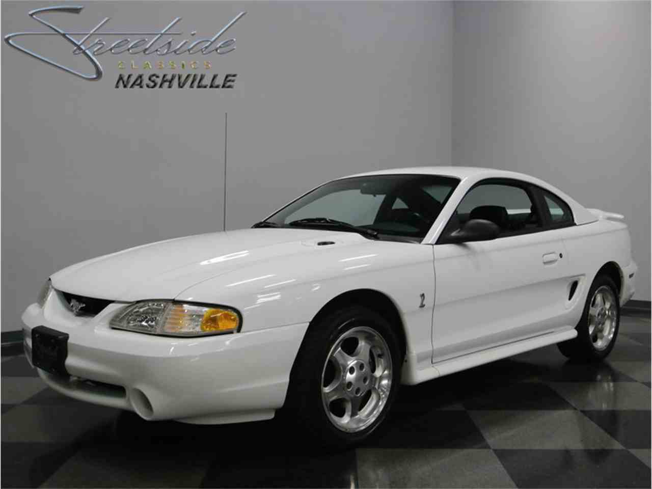 Large Picture of '95 Mustang Cobra - KK7Y