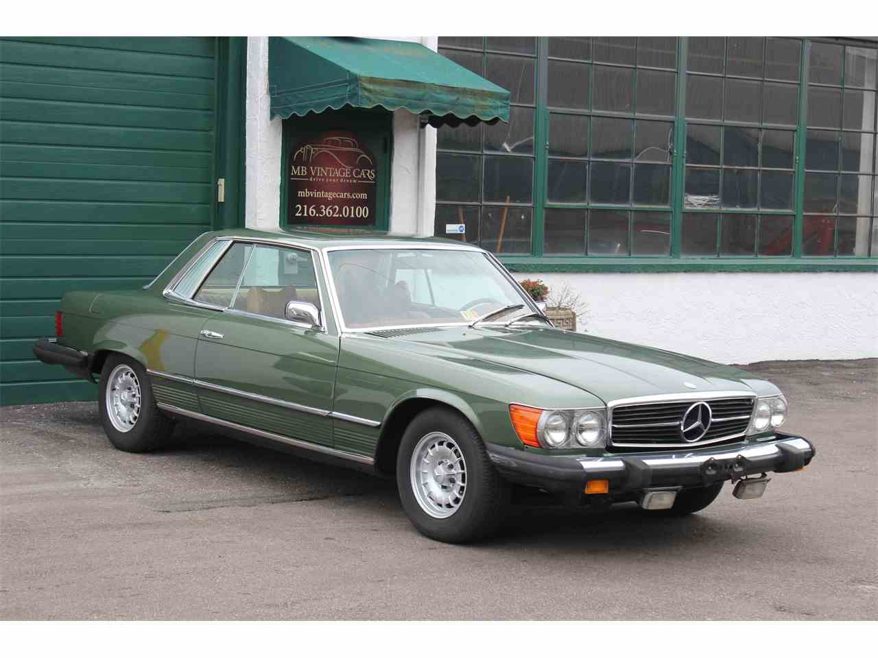 1974 mercedes benz 450sl for sale cc for Mercedes benz ohio