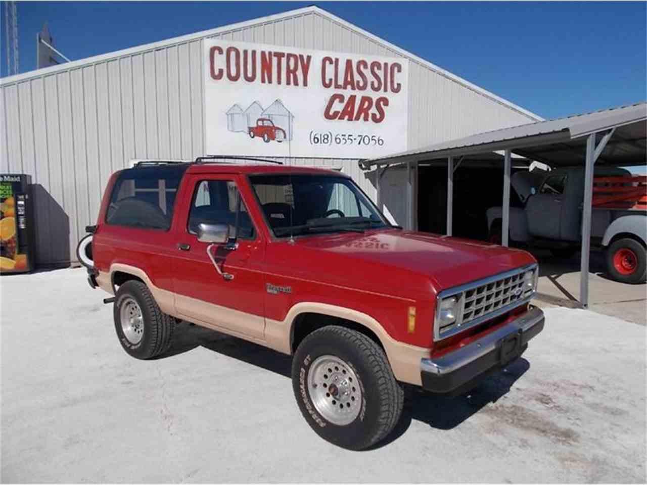 Bronco Ii 1983 1997 Ford 4 Available Via Shop The Cc959394 Cc1035550 10449 1988