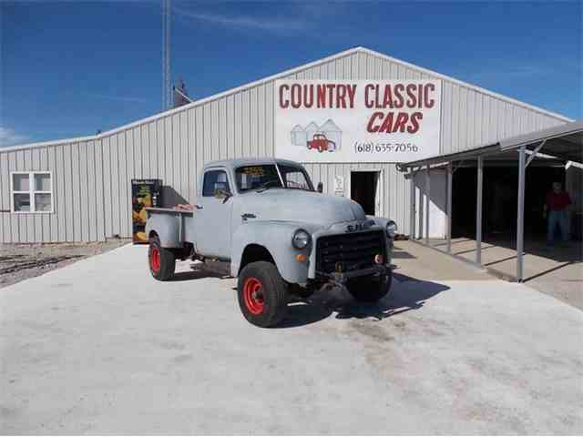 Picture of 1953 GMC Pickup located in Staunton Illinois - $10,850.00 Offered by  - KK9W