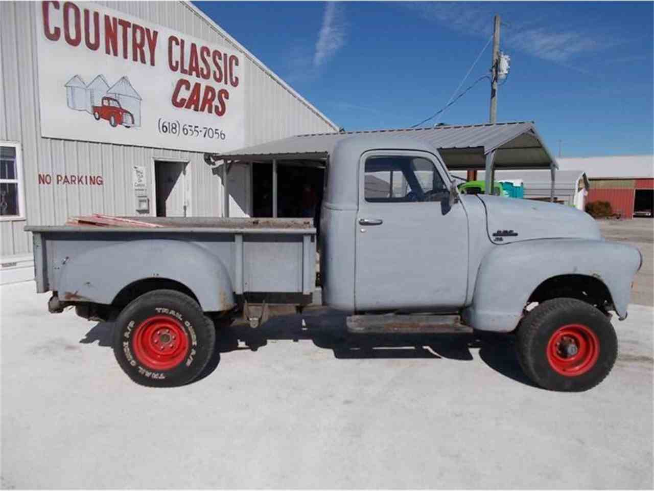 Large Picture of '53 Pickup - KK9W