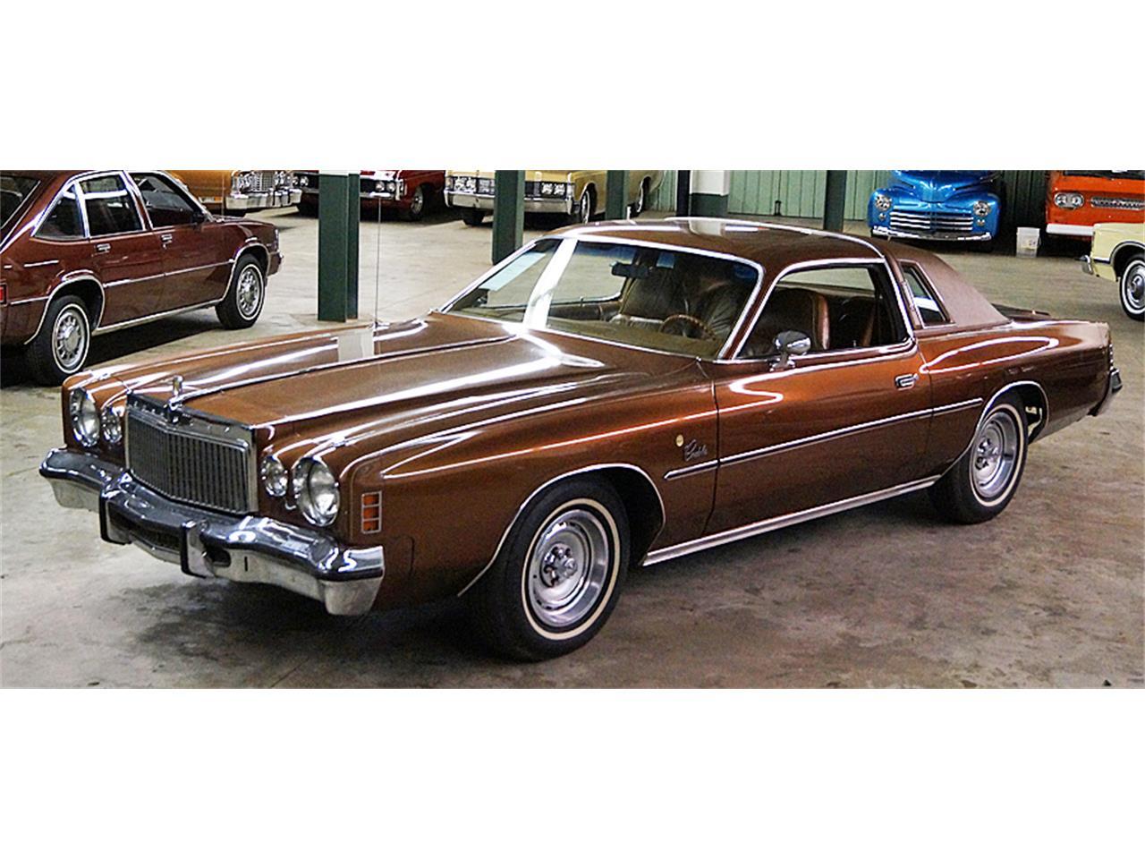 1977 Chrysler Cordoba Wiring Diagram Schematics For Sale Classiccars Com Cc 959400 Speedometer
