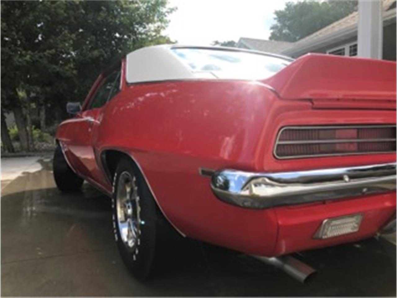 Large Picture of '69 Camaro RS/SS - KKAG