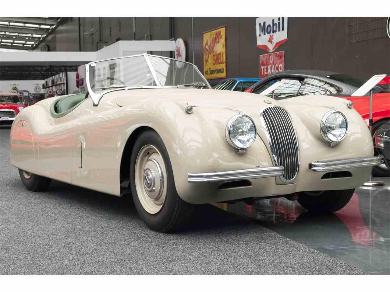 1953 Jaguar XK120 for Sale   ClassicCars.com   CC-959422