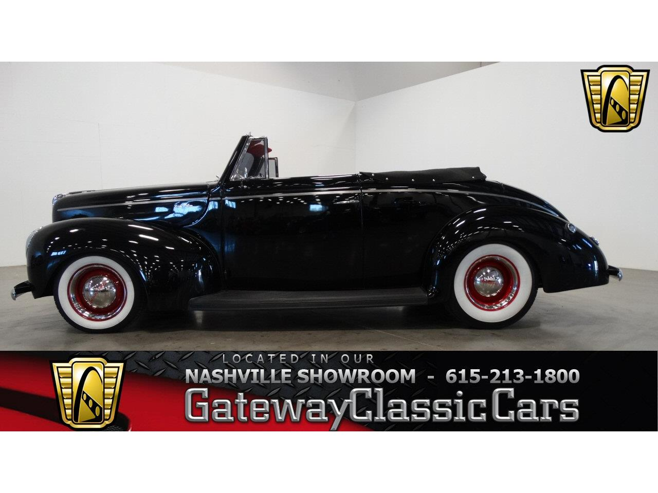 Large Picture of '40 Sedan located in Tennessee - $58,000.00 Offered by Gateway Classic Cars - Nashville - KDR7