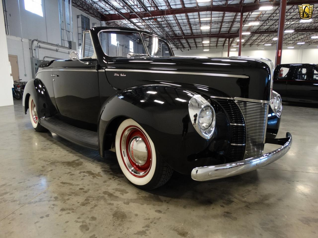 Large Picture of Classic 1940 Sedan Offered by Gateway Classic Cars - Nashville - KDR7