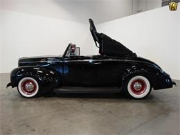 Picture of Classic 1940 Ford Sedan located in Tennessee - $58,000.00 Offered by Gateway Classic Cars - Nashville - KDR7
