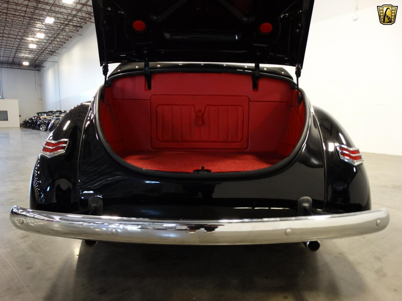 Large Picture of Classic 1940 Sedan - $58,000.00 Offered by Gateway Classic Cars - Nashville - KDR7