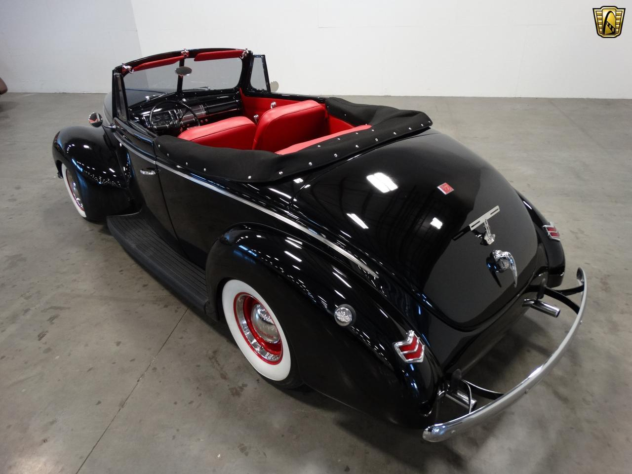 Large Picture of '40 Ford Sedan - $58,000.00 Offered by Gateway Classic Cars - Nashville - KDR7